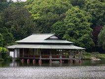 房子茶 图库摄影