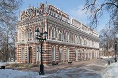 房子莫斯科歌剧tsaritsino 库存图片
