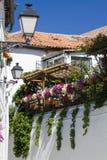 房子西班牙语 库存照片