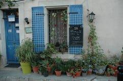 房子西班牙 免版税库存照片