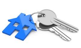 房子钥匙 库存图片