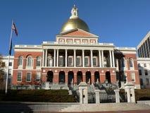 房子马萨诸塞状态 免版税库存图片