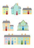 1房子 免版税库存照片