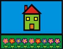 房子 免版税库存照片