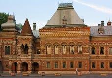 房子igumnov莫斯科俄国 免版税库存照片
