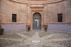 房子mantegna 库存图片