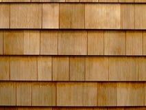 房屋板壁木头 免版税库存照片