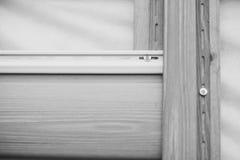 房屋板壁的设施在房子的门面的 库存照片