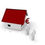 房屋销售 免版税图库摄影