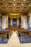 房间议院在路易斯安那 免版税库存图片
