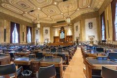 房间议院在路易斯安那 库存图片