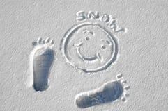 所有冷表面微笑 免版税图库摄影