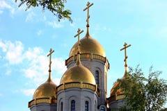 所有教会圣徒 免版税库存照片