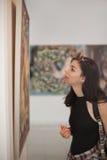 所有艺术过滤了画廊照片全部照片的墙壁 图库摄影