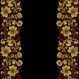 所有边界单元文件花卉梯度编组了做的滤网没有对象无缝的单独透明度 图库摄影
