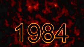 所有锡克教徒的一悲剧的天- 1984年在火的背景中 皇族释放例证
