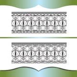 所有细部图要素功能锻件框架高度特殊地实施了增量联接金属原来的向量 向量例证