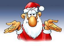 所有s圣诞老人 免版税图库摄影