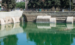 所罗门的水池 免版税库存照片