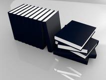 手册列表 免版税库存图片