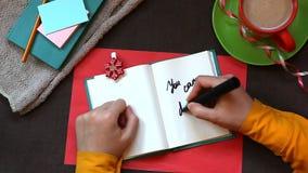 手写您能做它-作为鼓励的词 影视素材