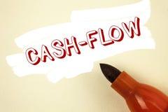 手写文本文字收入现款额 意味金钱的真正运动的概念由公司书面的财务处统计  库存图片