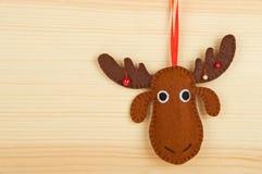 手工制造圣诞节装饰 库存照片