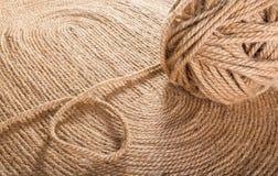 手工制造地毯纹理  免版税库存图片