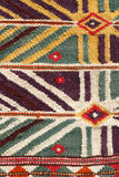手工制造地毯 免版税图库摄影