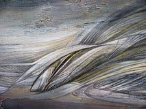 手工制造抽象的绘画 超现实主义和玄妙 抽象背景绘画 库存例证