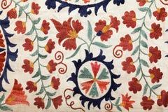 手工制造的刺绣 免版税图库摄影