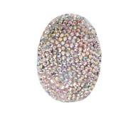 手工制造的复活节彩蛋 库存照片
