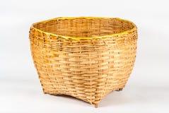 手工制造的篮子 库存照片