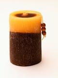 手工制造的蜡烛 免版税图库摄影