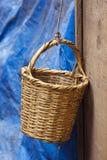 手工制造篮子 库存照片