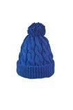 手工制造被编织的帽子 免版税图库摄影