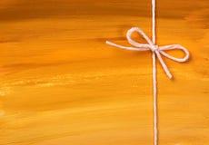 手工制造配件箱的礼品 免版税库存图片