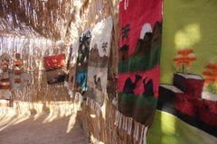 手工制造从hugarda的埃及阿拉伯流浪者 库存图片