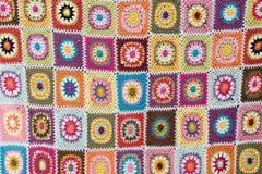 手工工作毯子 海岛巴厘岛, Ubud,印度尼西亚 库存图片