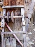 手工研磨机 免版税库存照片