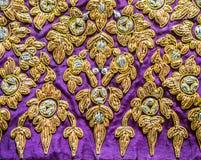 手工造丝绸 免版税图库摄影