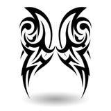 手拉的部族纹身花刺 免版税库存图片