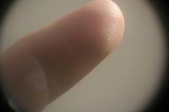 手指 图库摄影