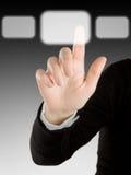 手指 免版税库存照片
