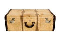 手提箱葡萄酒 库存照片
