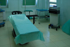 手术室 免版税库存图片