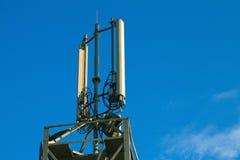 手机信号中继器设备 免版税库存图片