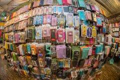 手机盒 免版税库存照片