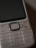 手机键盘 库存照片