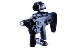 手枪升级 免版税库存图片